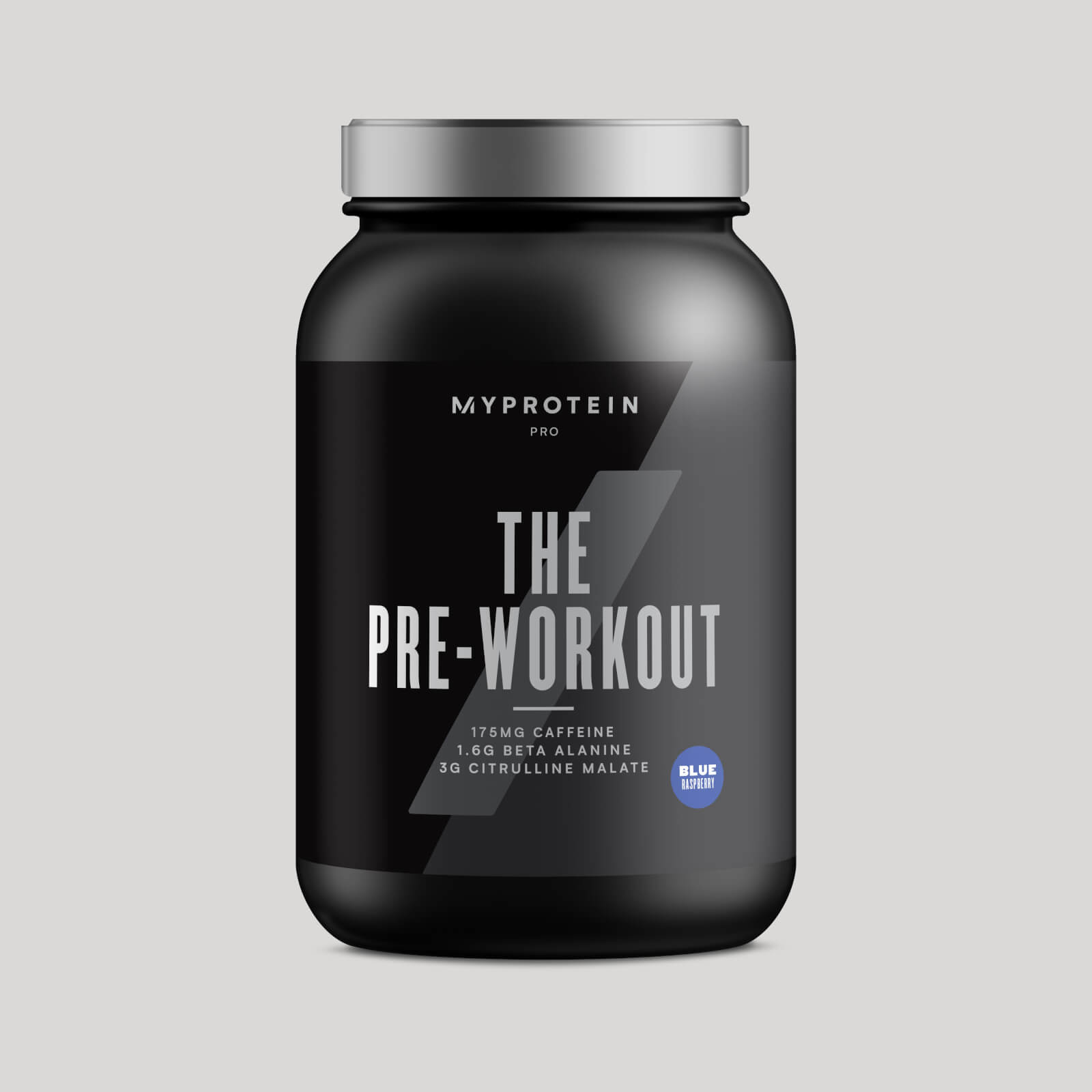 THE Pre-Workout - 30servings - Frambuesa Azul