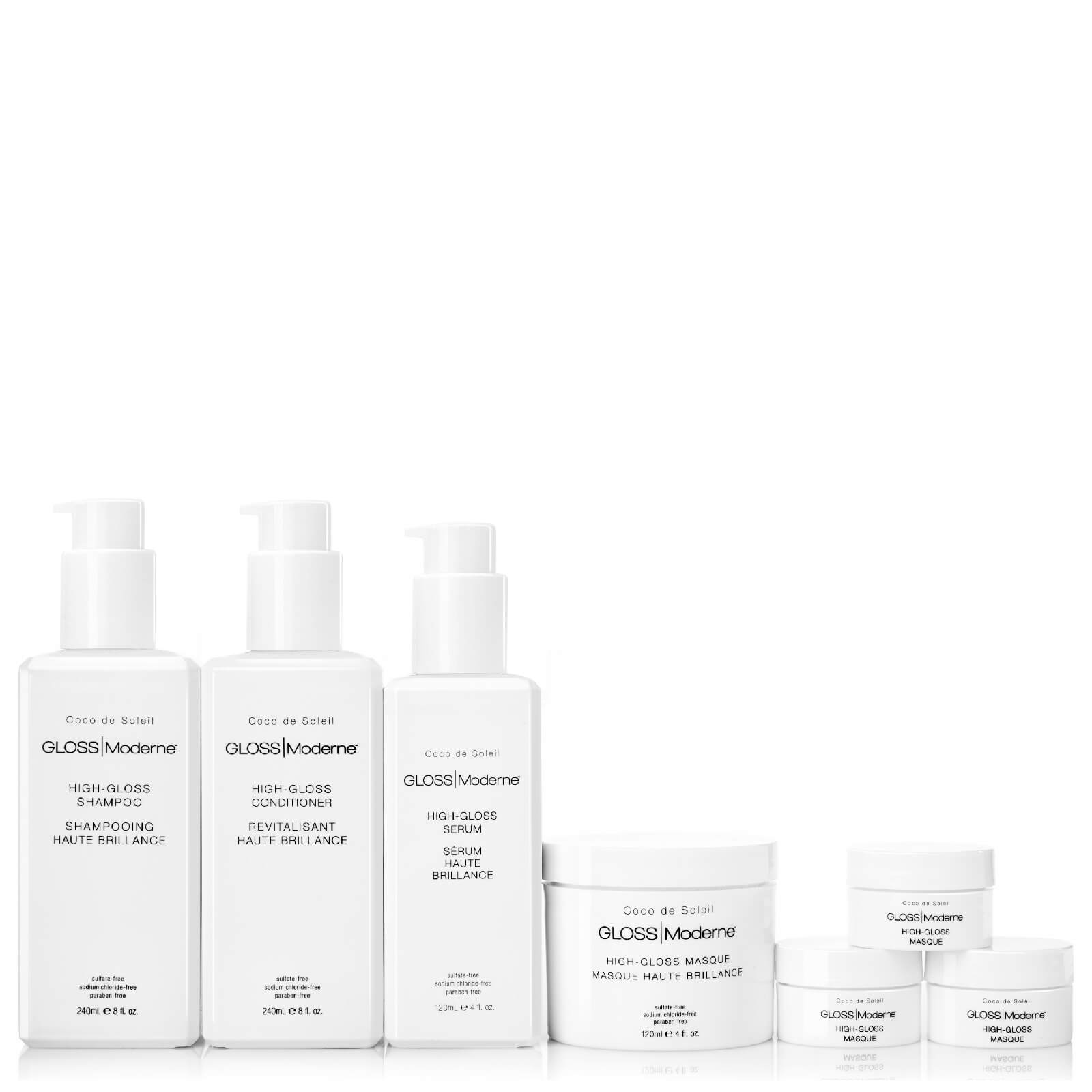 Gloss Moderne Ultimate Clean Luxury Hair Care Collection