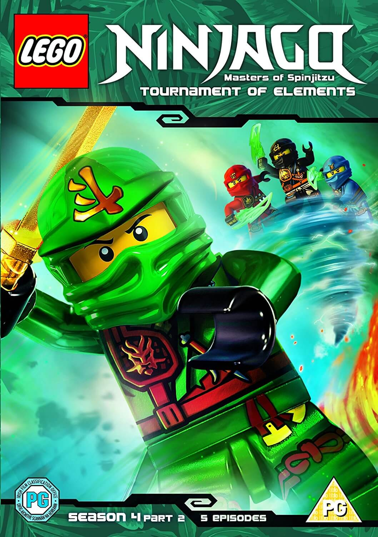 Lego ninjago season 4 part 2 dvd zavvi - Lego ninjago 4 ...