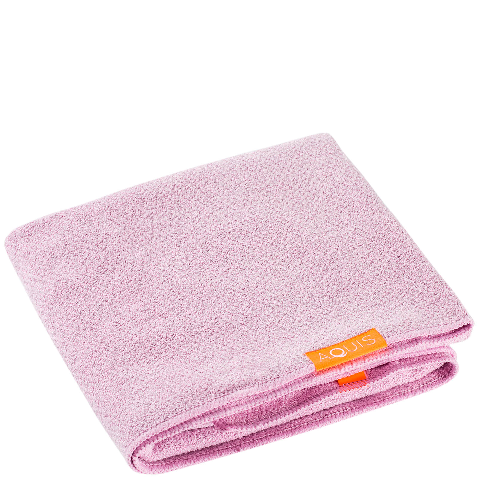 Aquis Hair Towel Lisse Luxe Desert Rose