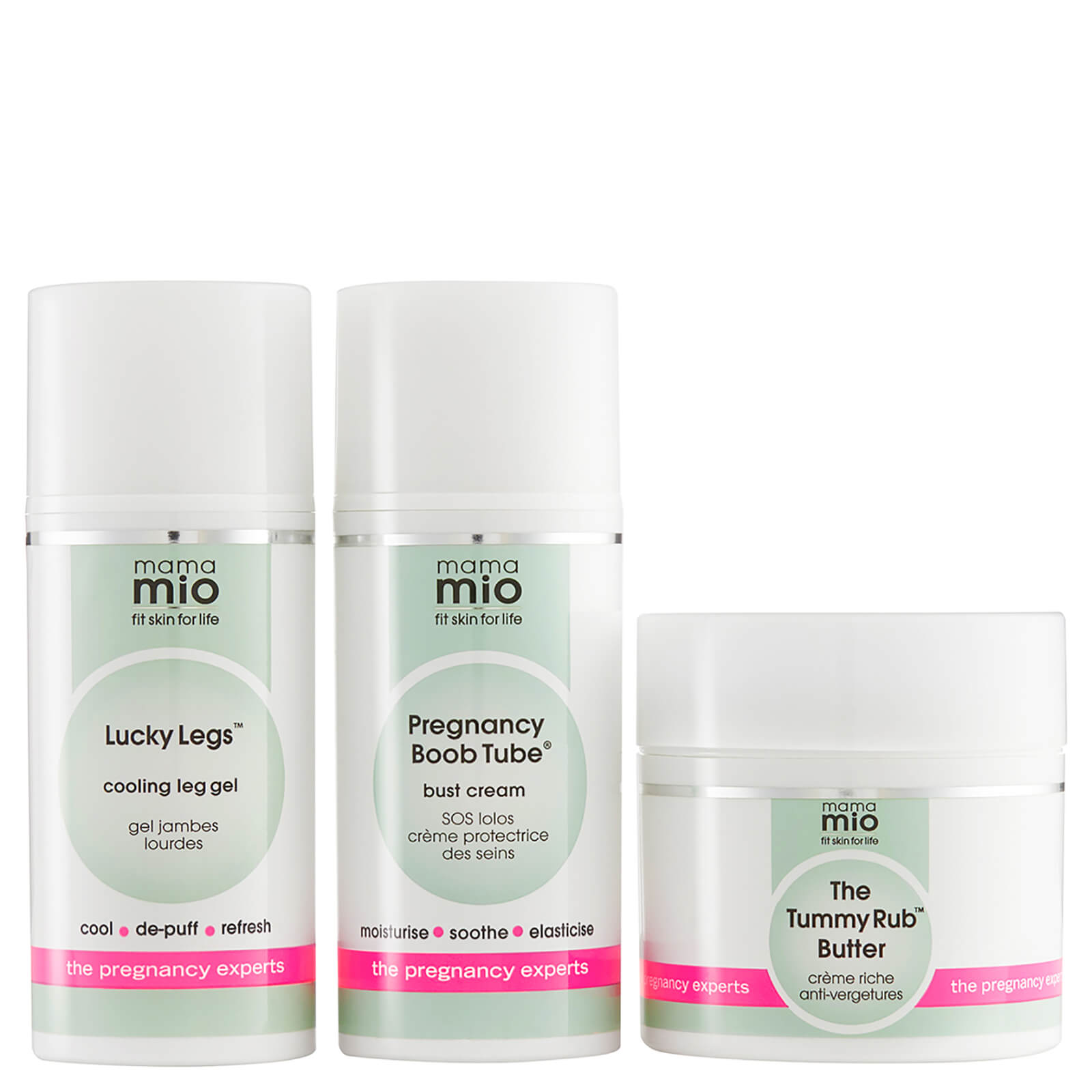 Mama Mio Third Trimester Butter Bundle (Worth $102.00)