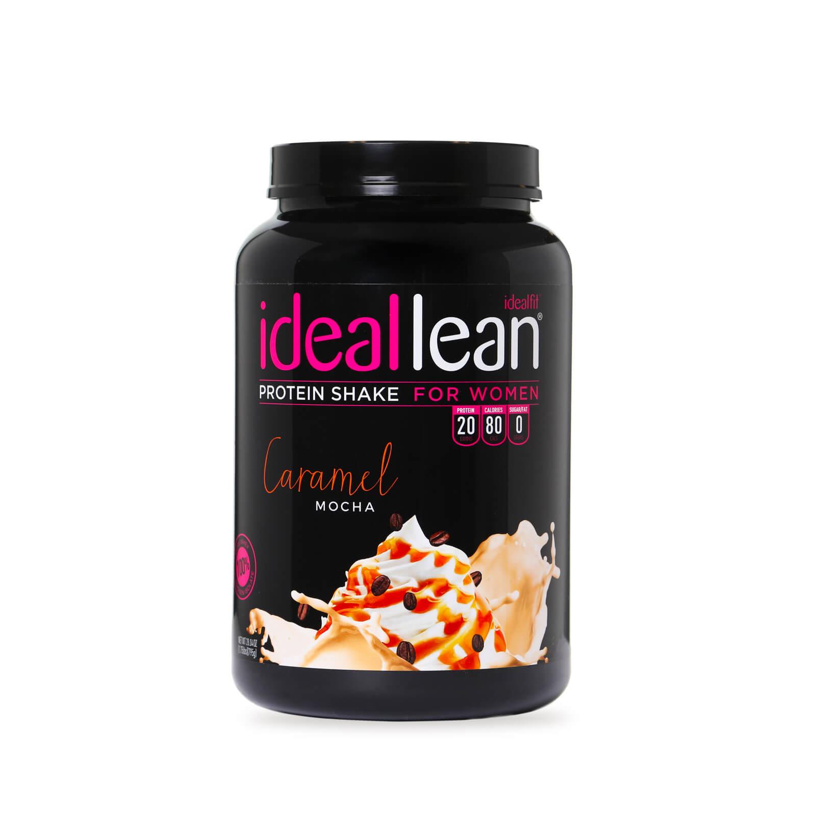 Caramel Mocha Protein Powder For Women