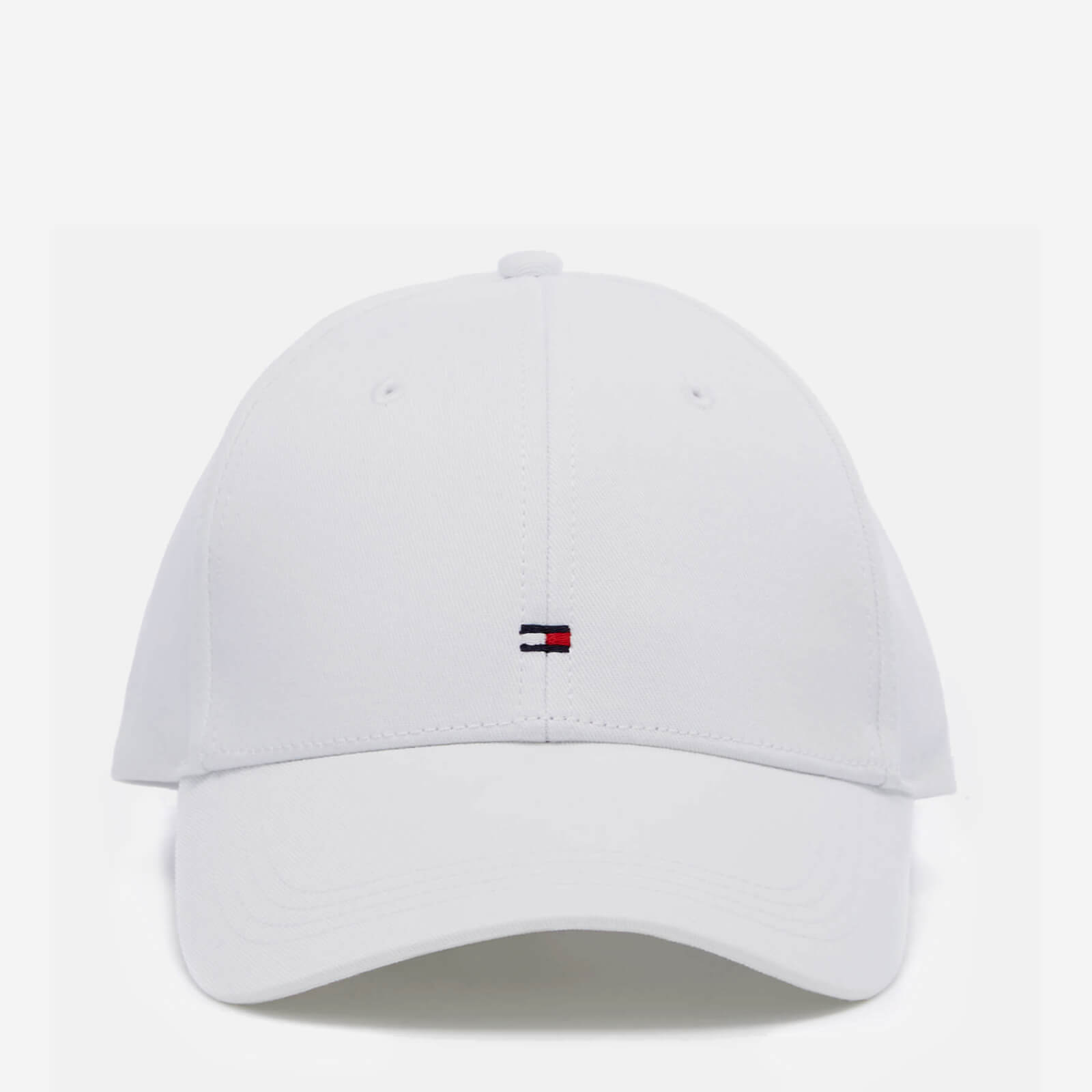 3945ef273f8 Tommy Hilfiger Men s Classic Cap - Classic White Clothing