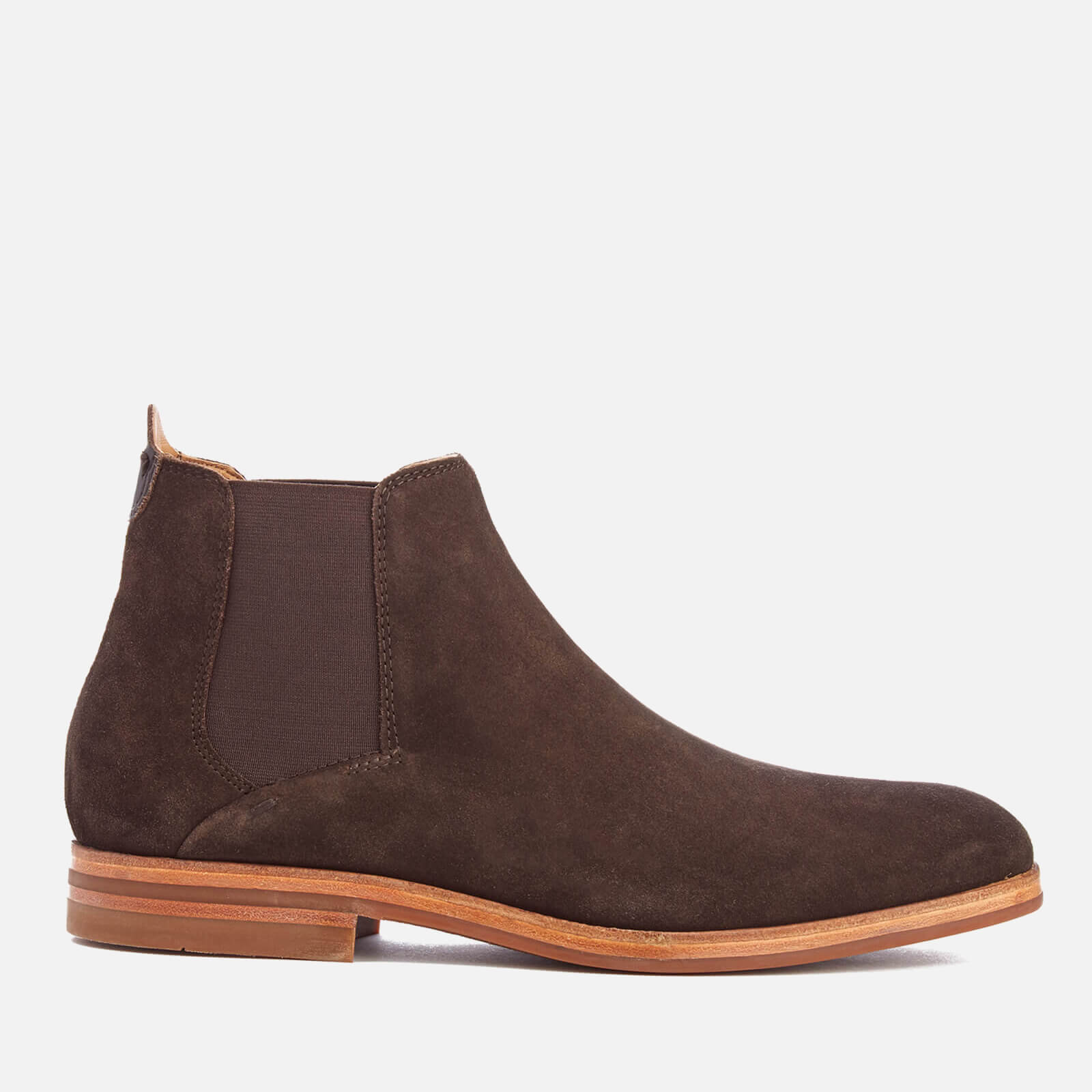Tonti Suede Chelsea Boots - Brown