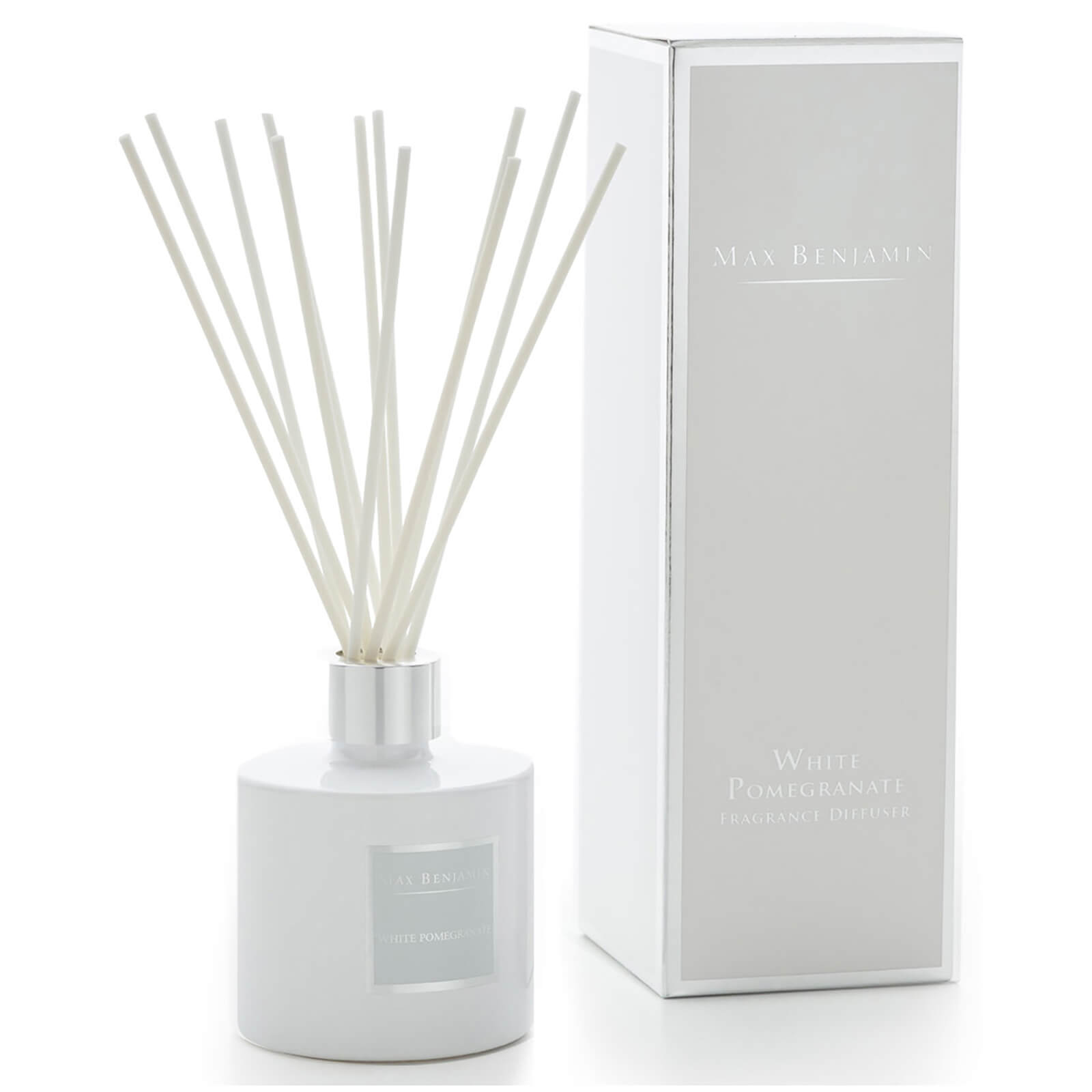Max Benjamin Fragrance Diffuser - White Pomegranate