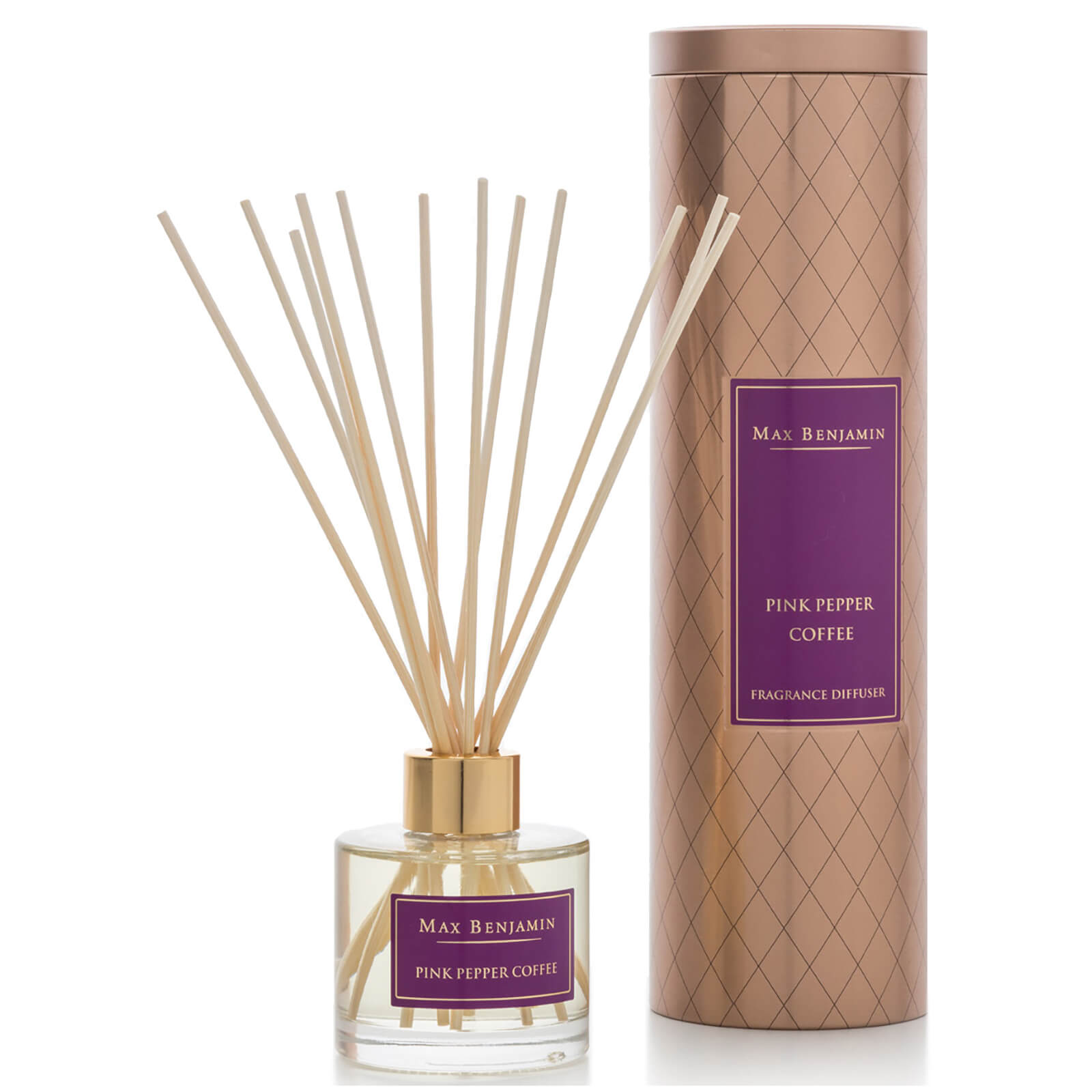 Max Benjamin Fragrance Diffuser - Pink Pepper Coffee