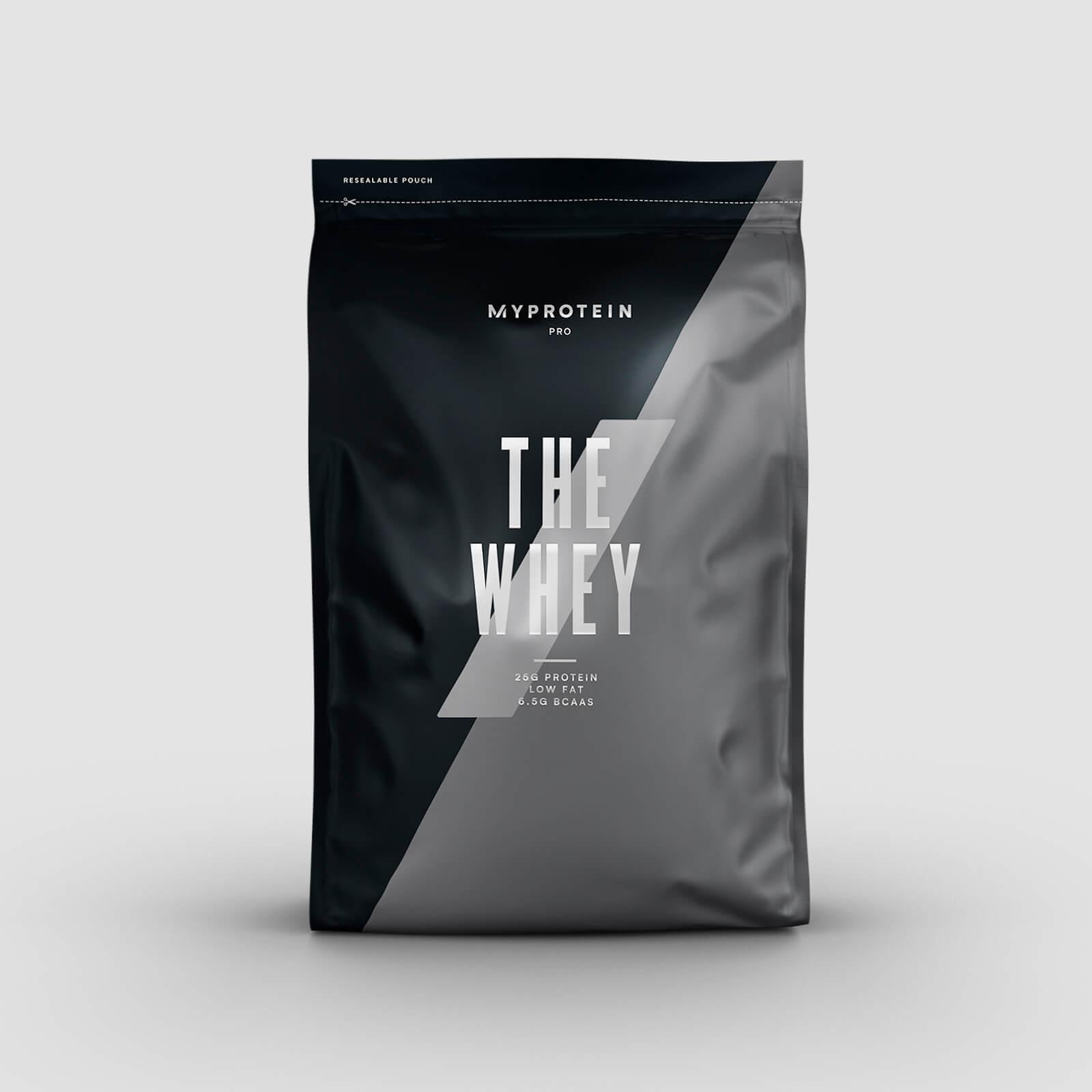 THE ホエイ™ - 100 Servings - 2.9kg - ストロベリーミルクシェイク