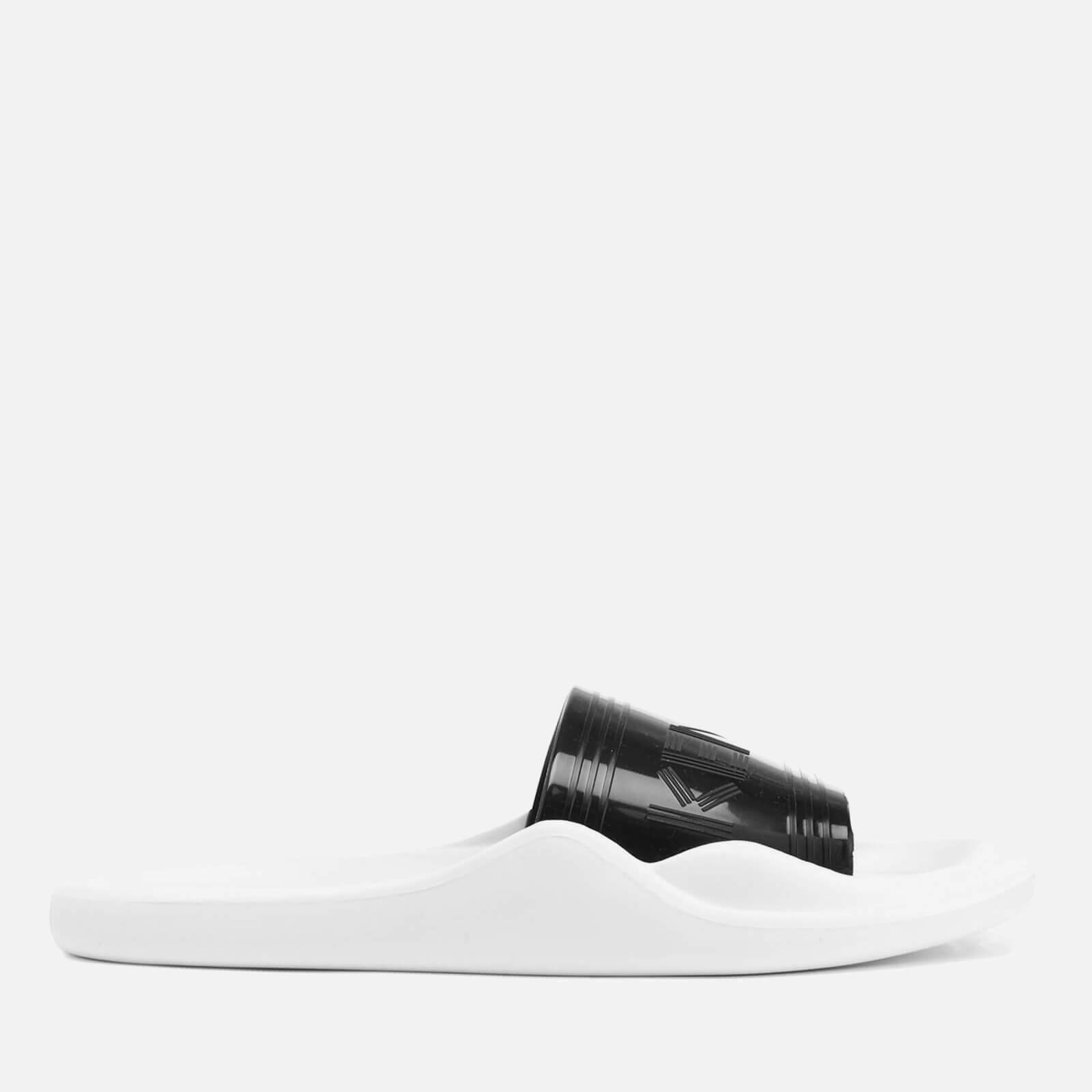 6eeb0d1a KENZO Women's Logo Pool Slide Sandals - Black - Free UK Delivery over £50