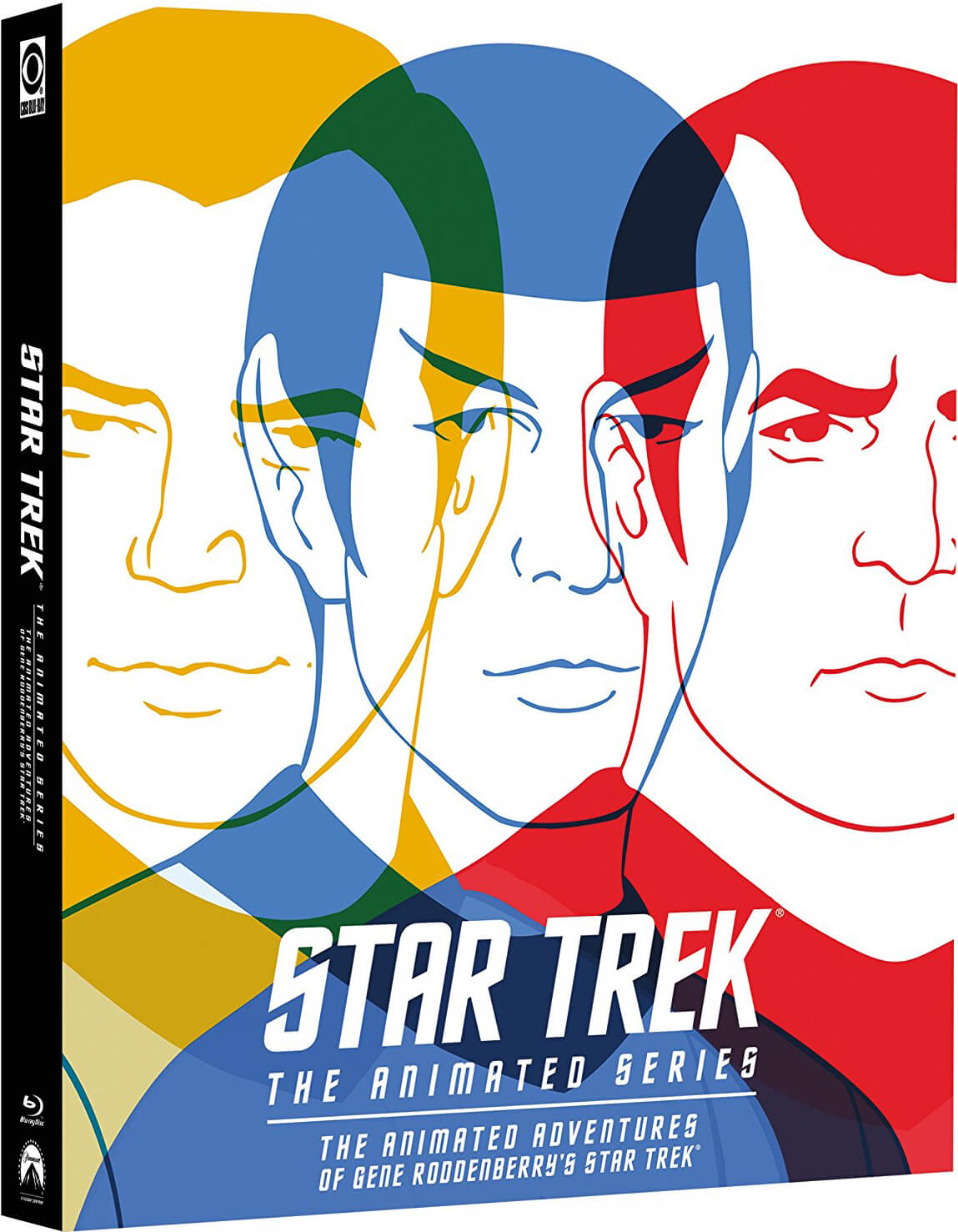 Star Trek: The Animated Series - The Animated Adventures Of Gene Roddenberry