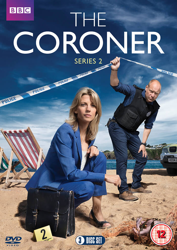 The Coroner - Series 2 (BBC)