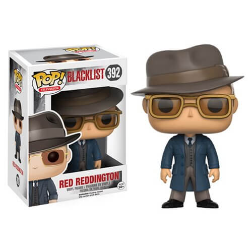 The Blacklist Raymond Reddington Pop! Vinyl Figure