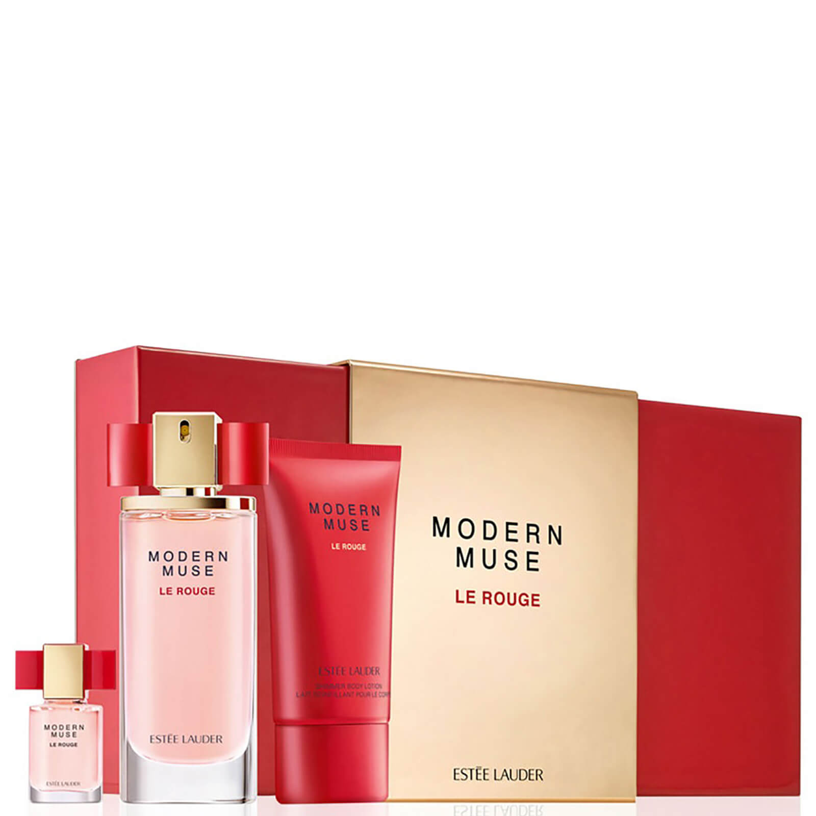 7f624eb0ef0e Estée Lauder Modern Muse Le Rouge 3 Piece Gift Set. Description