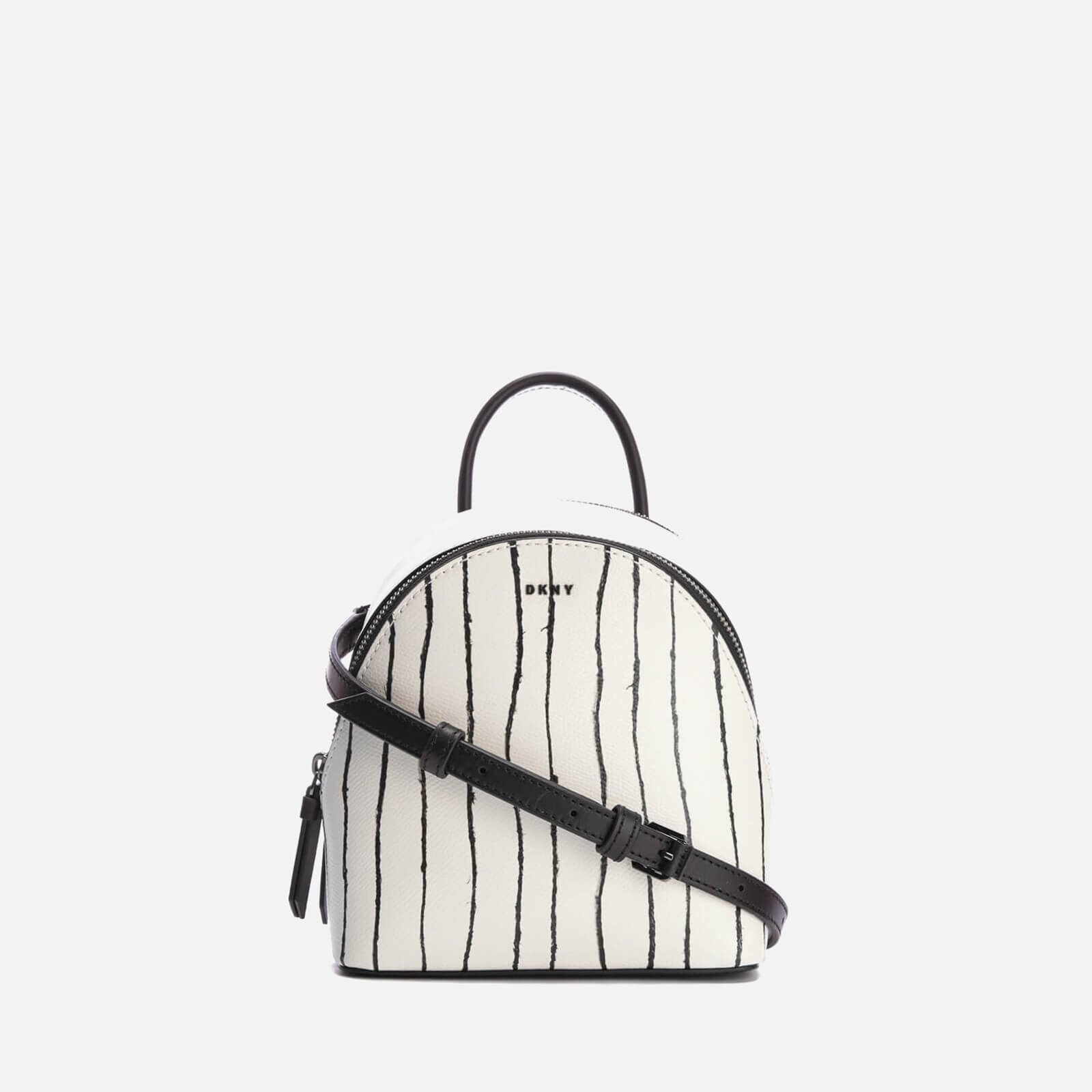 bd76394d09 DKNY Women s Mini Backpack - Twine Stripe - Free UK Delivery over £50