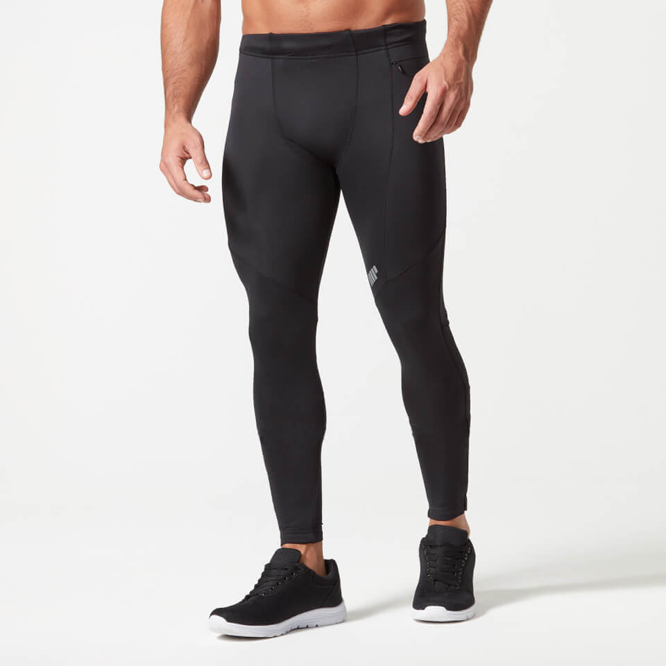 Fast Track Leggings - Black - XL