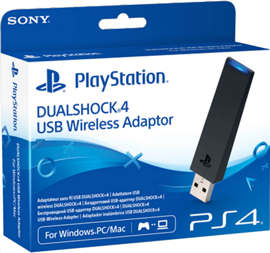 PlayStation DualShock 4 USB Wireless Adaptor