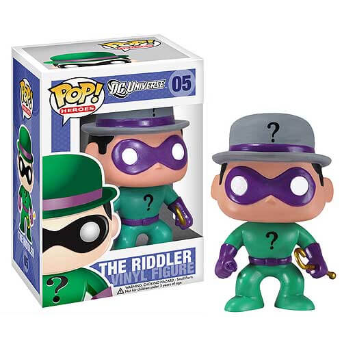 Funko The Riddler Pop! Vinyl