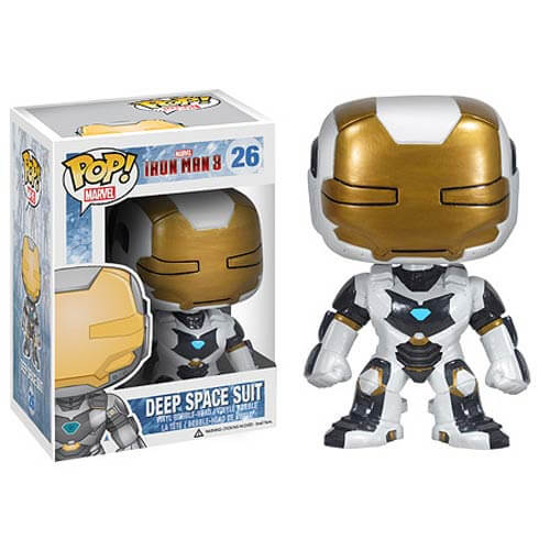 Funko Deep Space Suit Pop! Vinyl