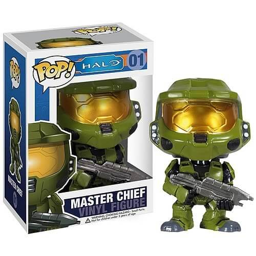 Funko Master Chief Pop! Vinyl