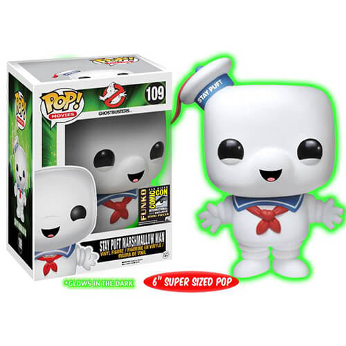 Funko Stay Puft Marshmallow Man (SDCC) Pop! Vinyl