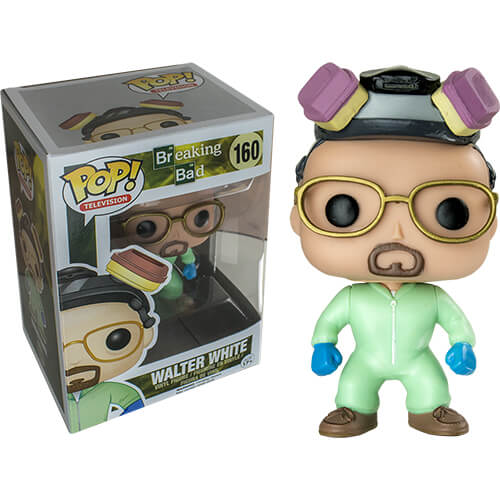 Funko Walter White Green Suit Pop! Vinyl