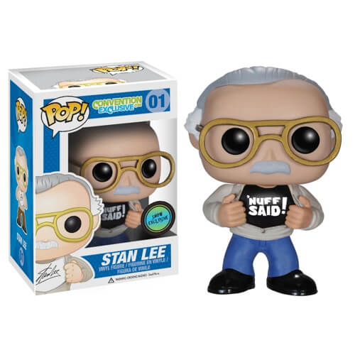 Funko Stan Lee (Nuff Said) Pop! Vinyl
