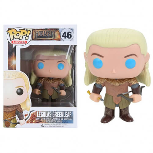 Funko Legolas Greenleaf (Blue Eyes) Pop! Vinyl