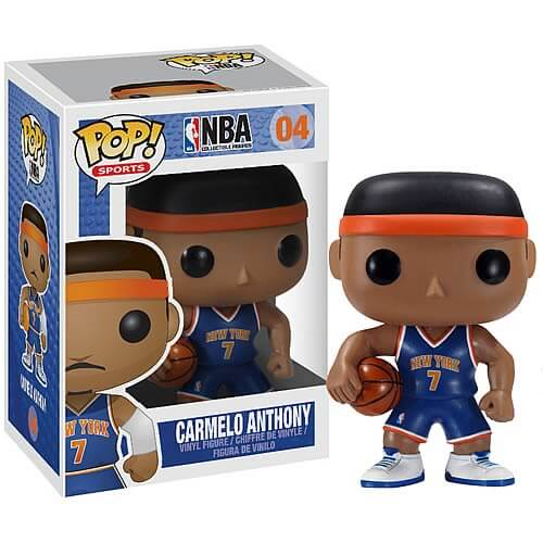 Funko Carmelo Anthony Pop! Vinyl
