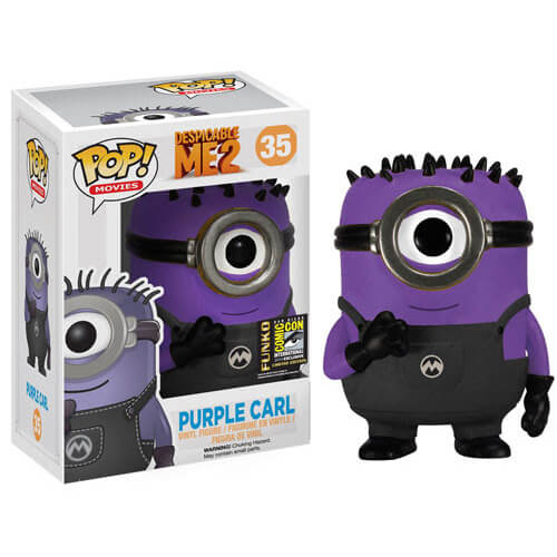 Funko Purple Carl Pop! Vinyl