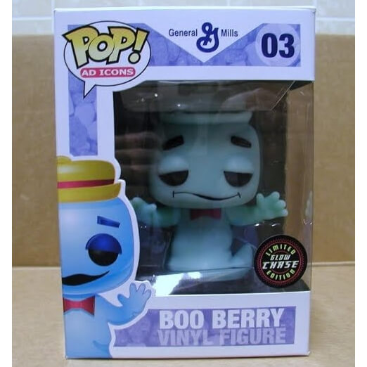 Funko Boo Berry (Glow In The Dark) Pop! Vinyl