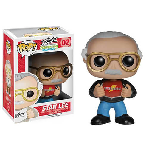 Funko Stan Lee (Supercon 2014) Pop! Vinyl