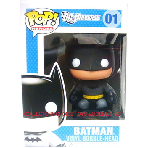 Funko Batman (Bobblehead) Pop! Vinyl