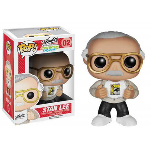 Funko Stan Lee (SDCC 2014) Pop! Vinyl