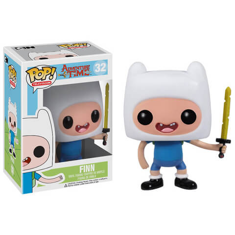 Funko Finn (With Sword) Pop! Vinyl