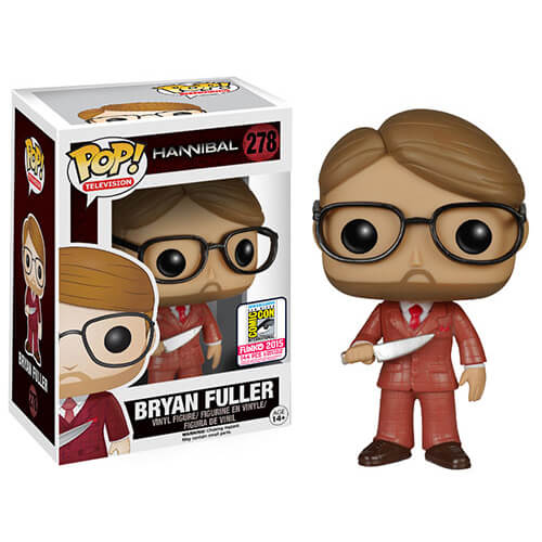 Funko Bryan Fuller SDCC Exclusive Pop! Vinyl