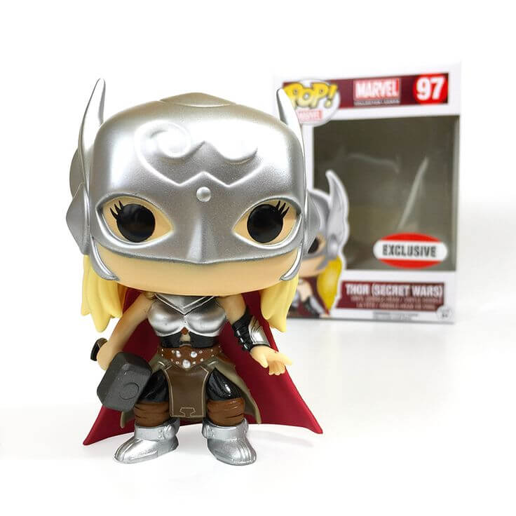 Funko Thor (Secret Wars) Pop! Vinyl