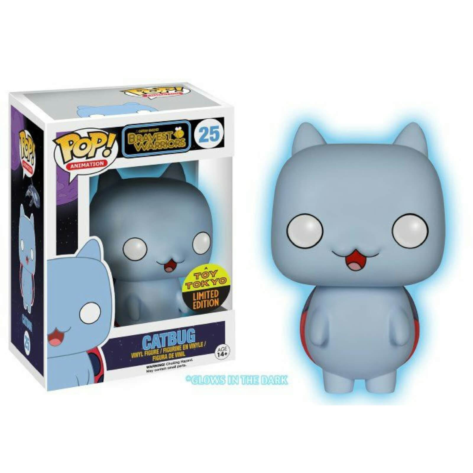 Funko Catbug (Glow In The Dark) Pop! Vinyl