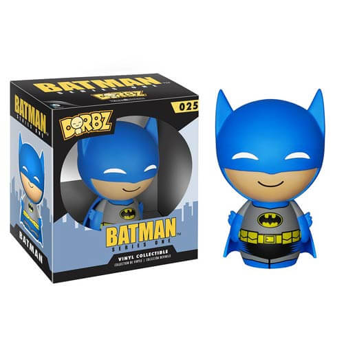 Vinyl Sugar Batman (Blue Suit) Dorbz