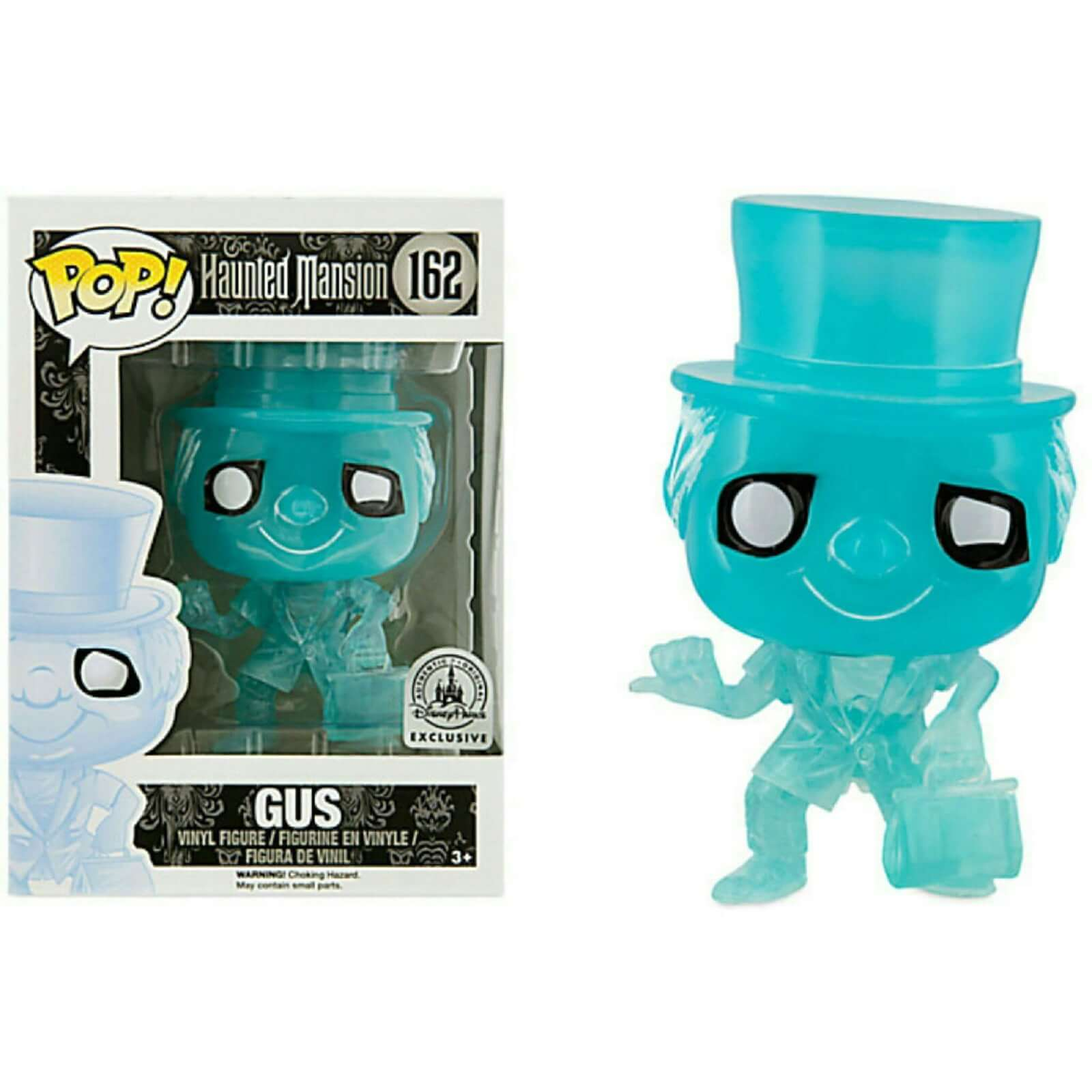 Funko Phineas (Gus Box Error) Pop! Vinyl