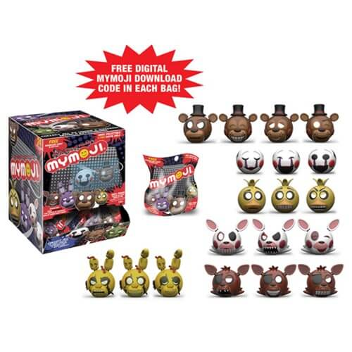 Funko Mymoji Five Night At Freddy