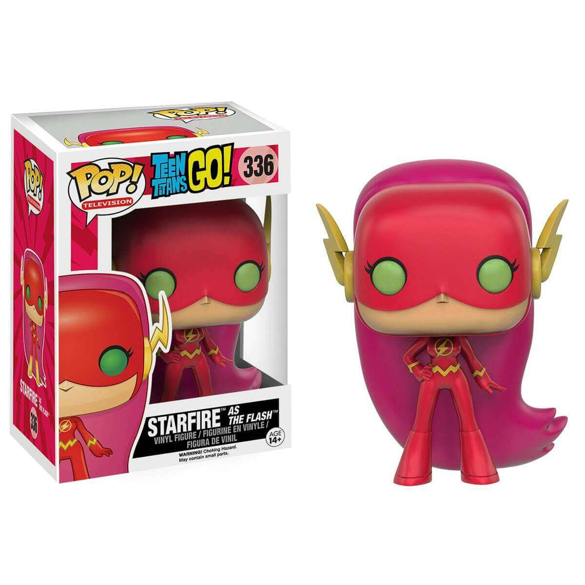 Funko Starfire As The Flash Pop! Vinyl