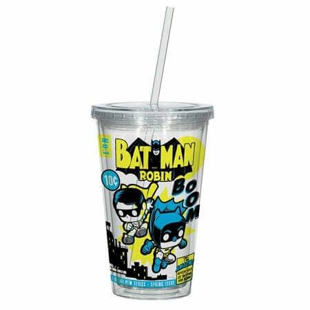 Funko Batman & Robin Travel Cup Pop! Home
