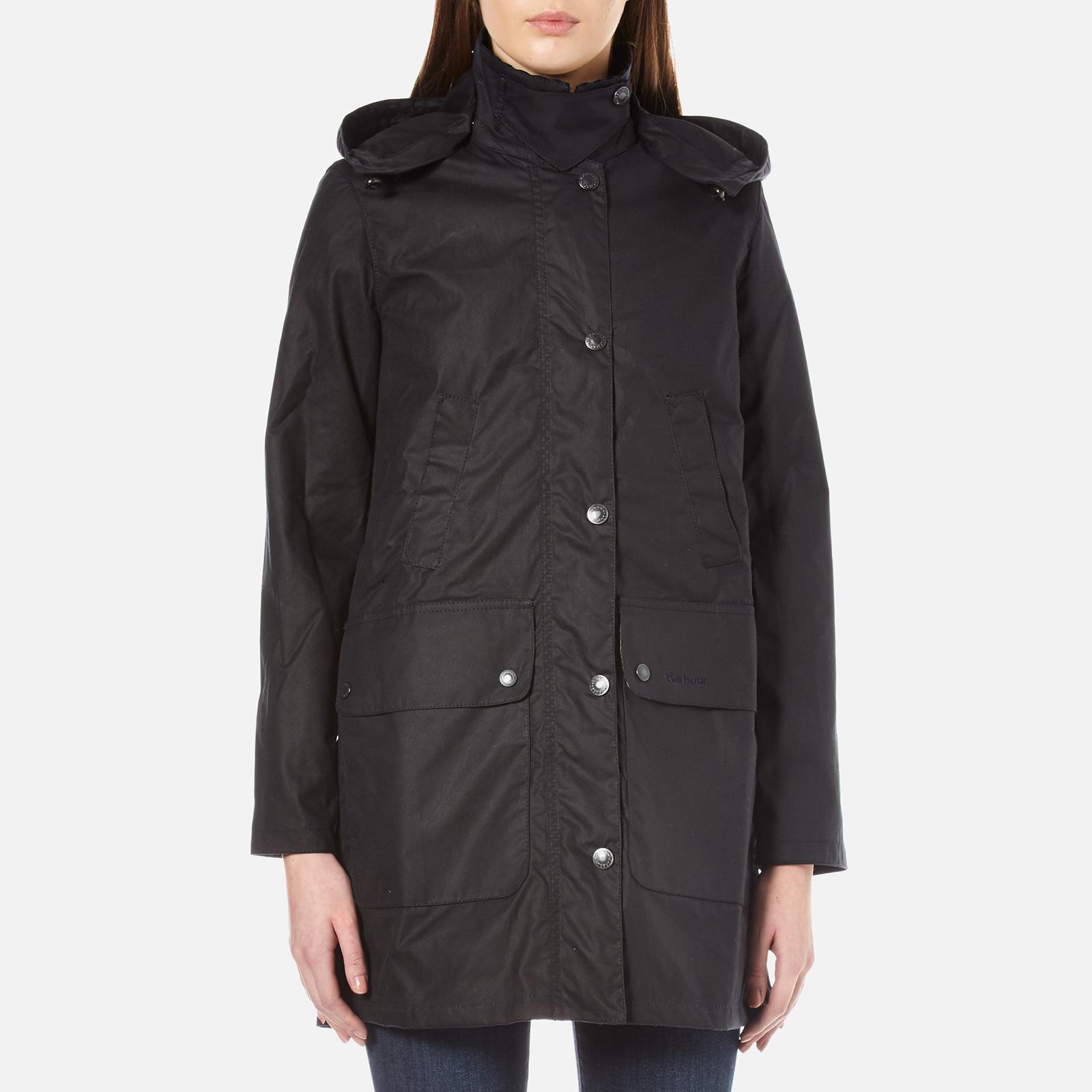672fd047897 Barbour Heritage Women s Wax Border Jacket - Navy - Free UK Delivery over  £50