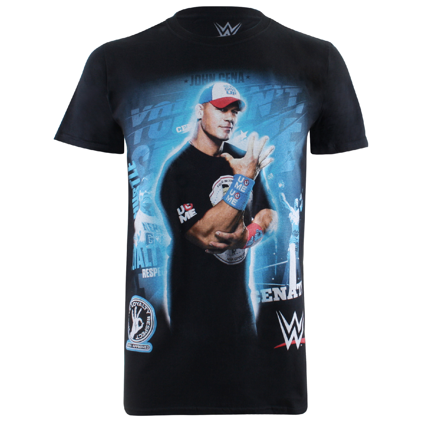966f23a20 Camiseta WWE