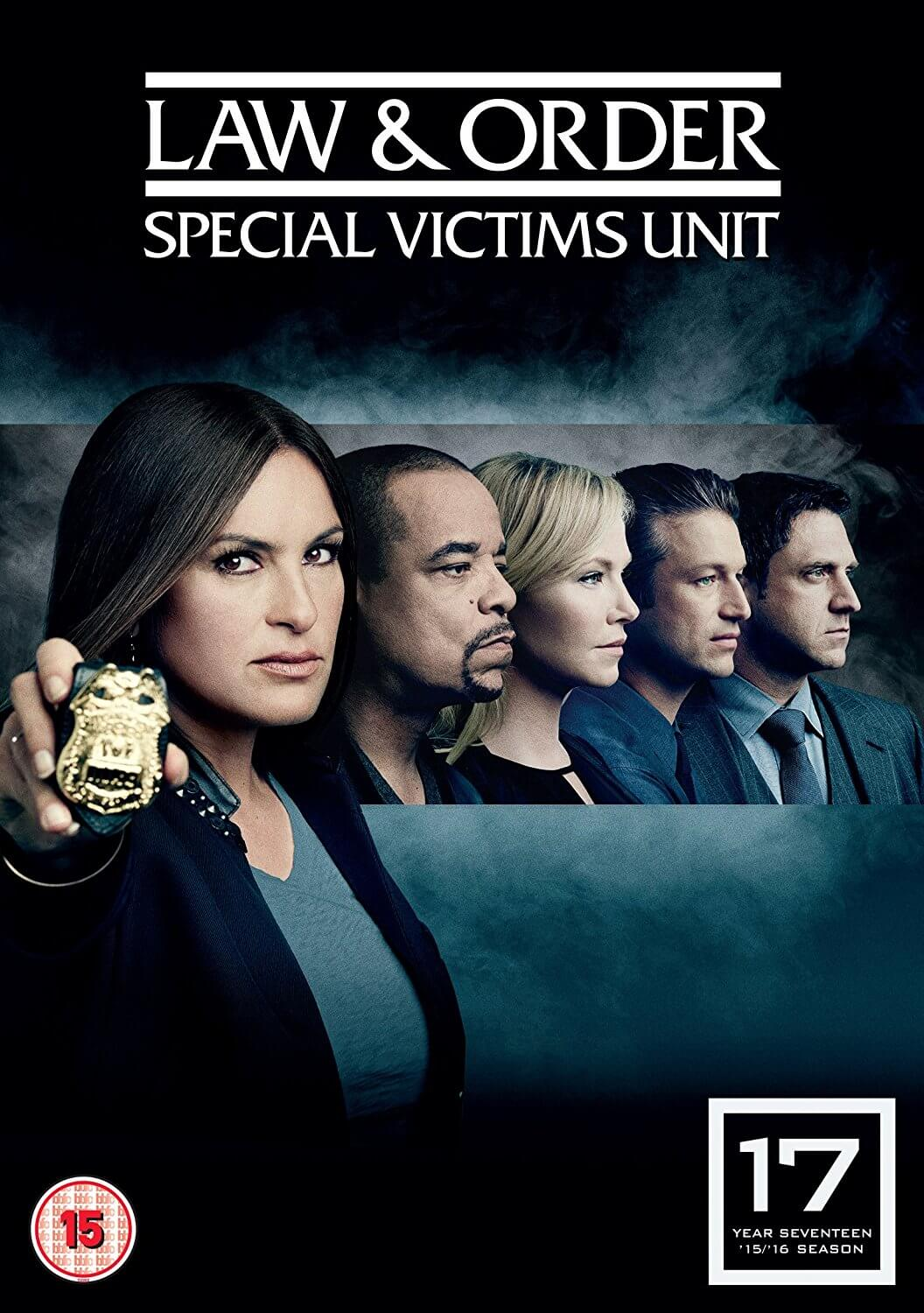 Law And Order - Special Victims Unit - Season 17