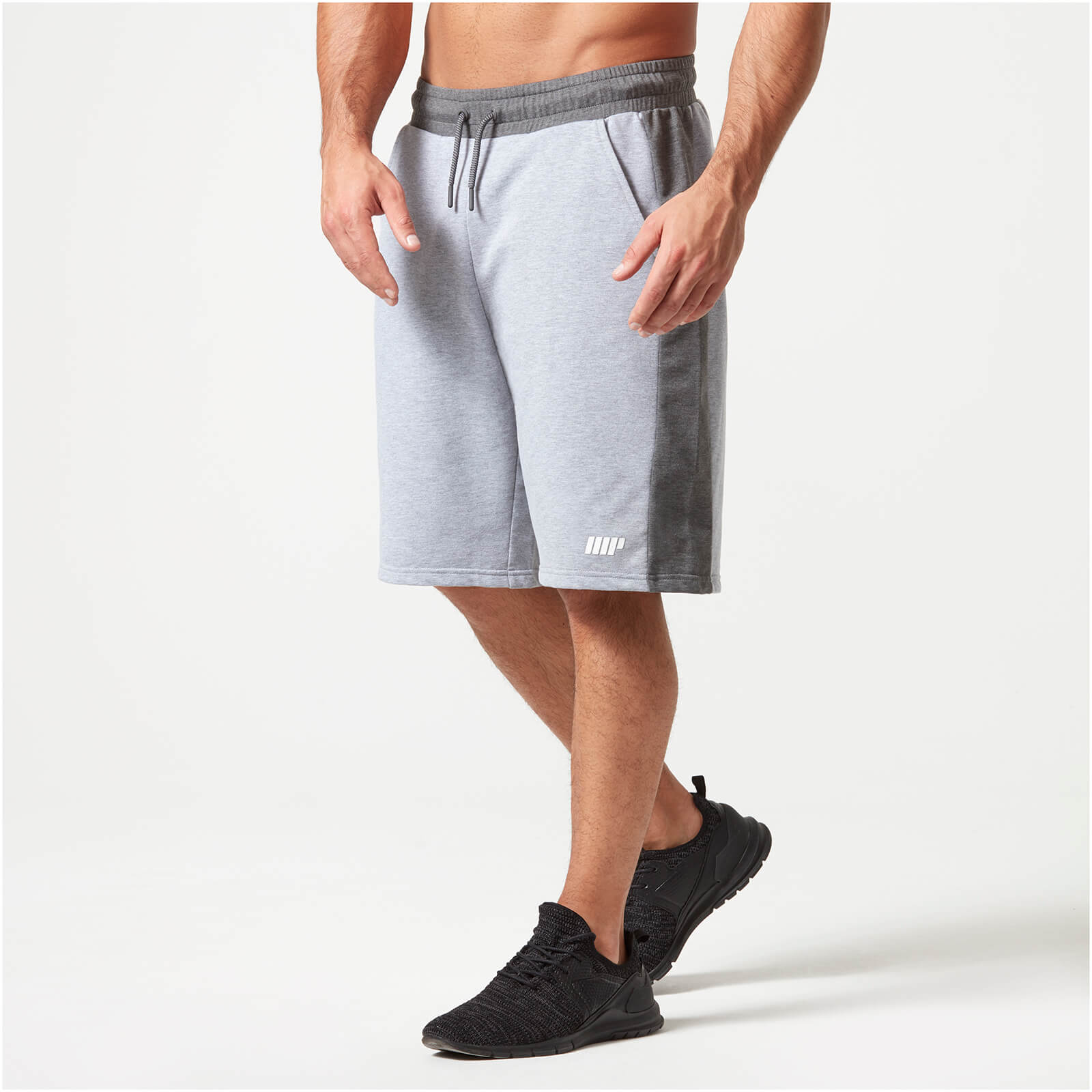 Superlite Shorts - Grey Marl - S