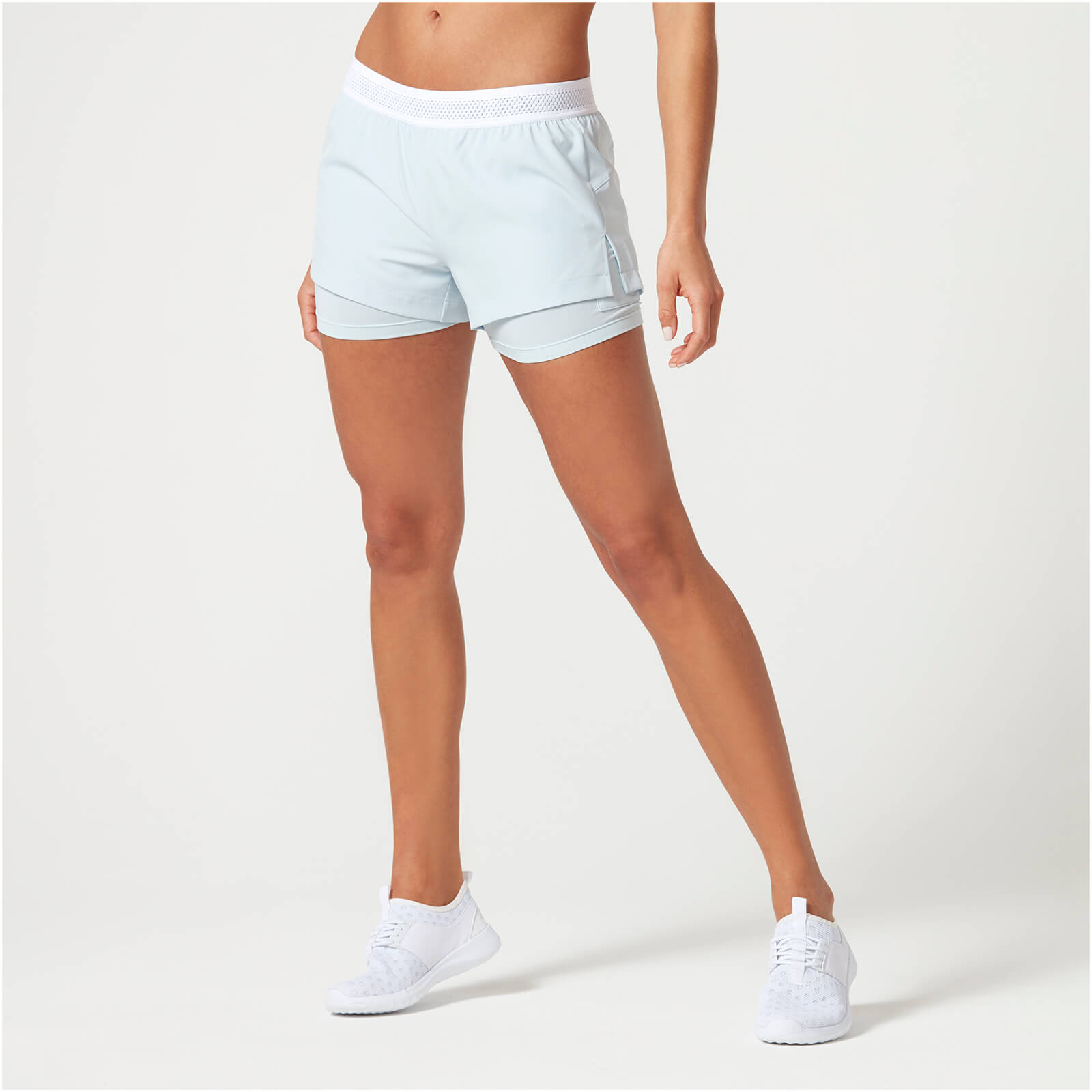 Air Shorts - Power Blue - XL