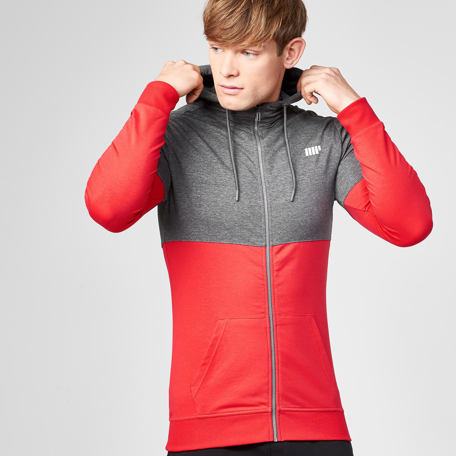 Myprotein Superlite Zip-Up Hoodie