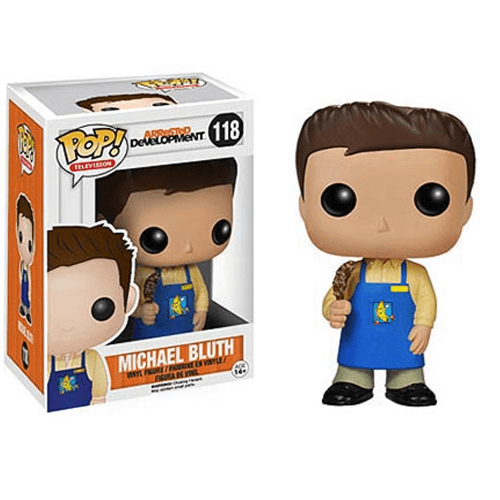 Funko Michael Bluth (Banana Stand) Pop! Vinyl