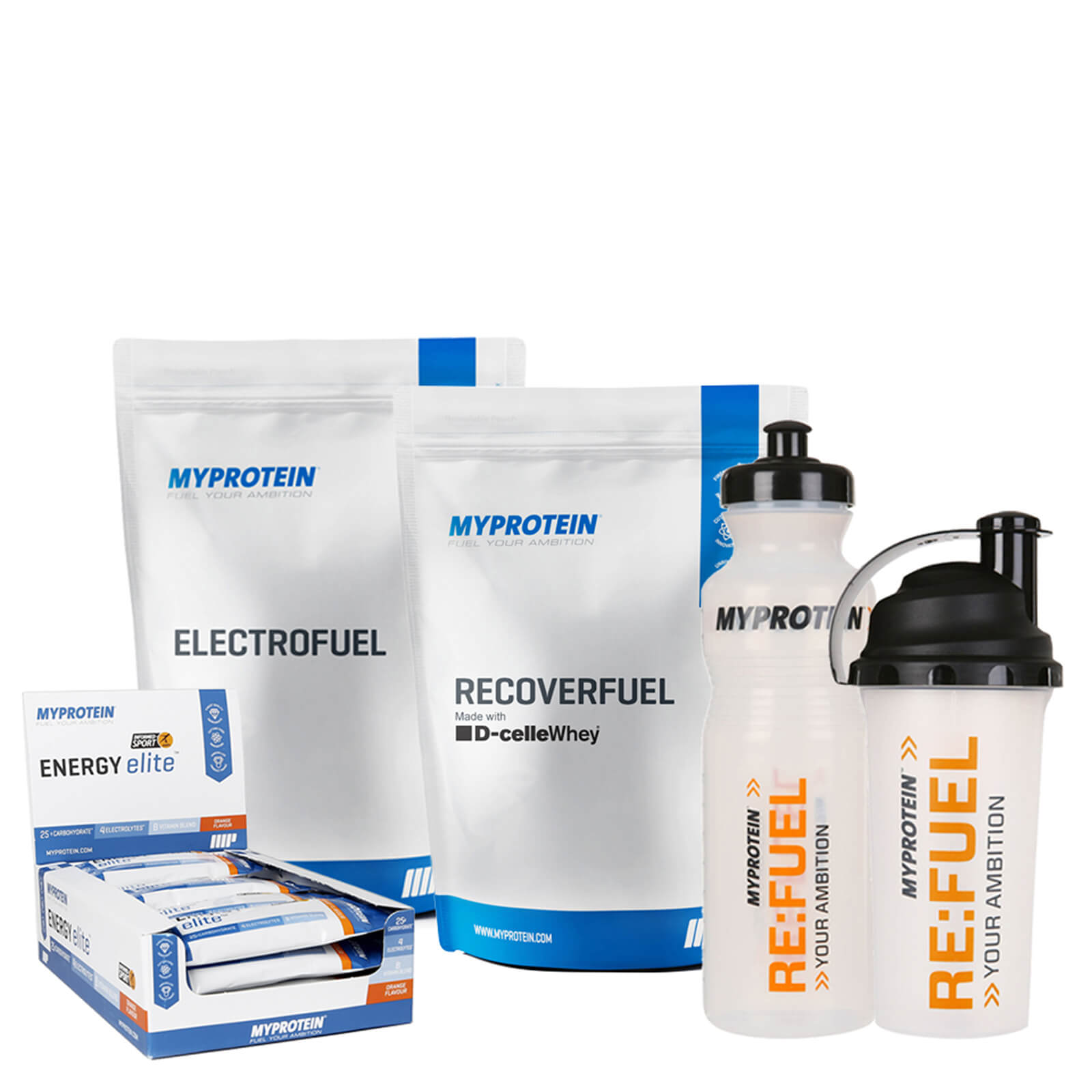 Myprotein Raceday Endurance Bundle