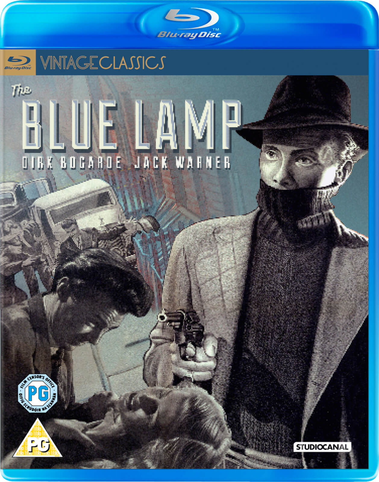 The Blue Lamp (Digitally Restored)